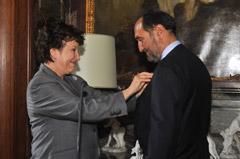 Mme Roselyne Bachelot-Narquin - Ministre des Solidarités et de la Cohésion Sociale